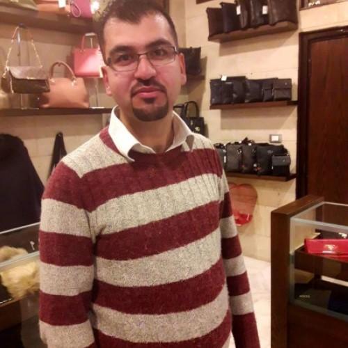 صورة باسل شريف, رجل