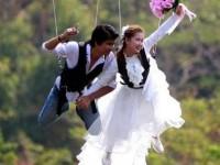 عجائب ليلة الدخلة وتقاليد الزواج في العالم