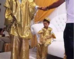 طقوس غريبة تتم في الاحتفال بالزواج عند العرب